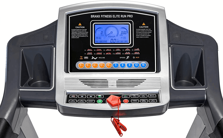 Branx Elite Runner Pro Centre Console