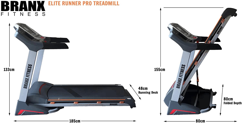 Branx Fitness Treadmill review