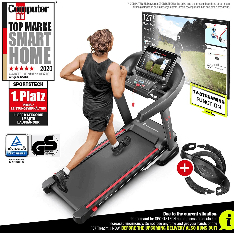 Sportstech f37 treadmill