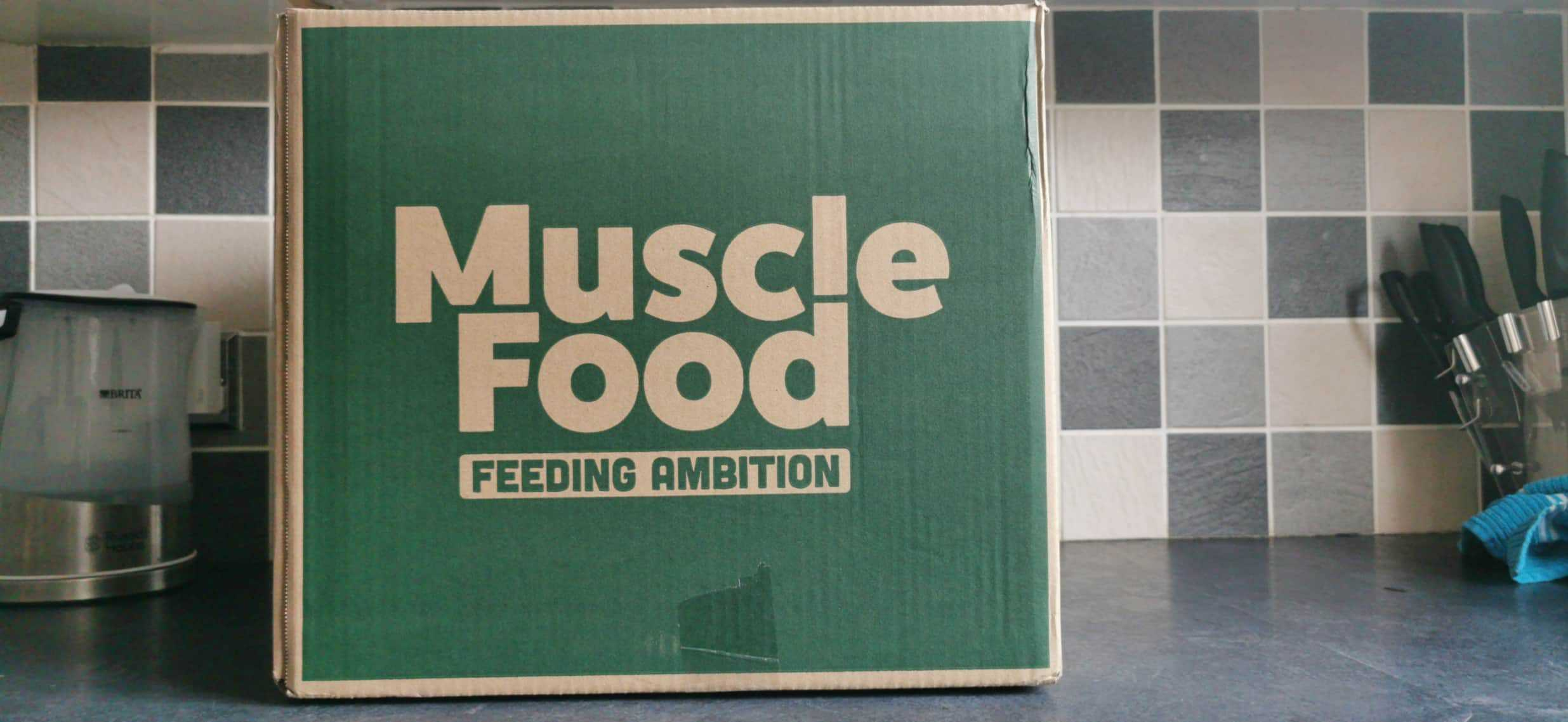 Musclefood Hamper Review