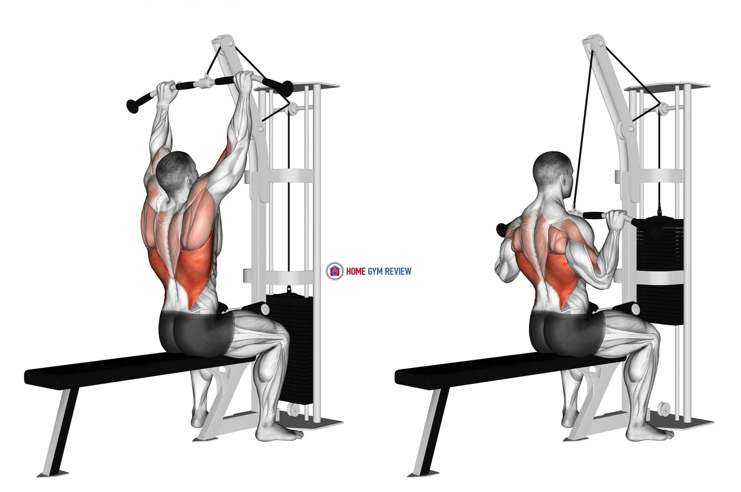 Cable Pulldown