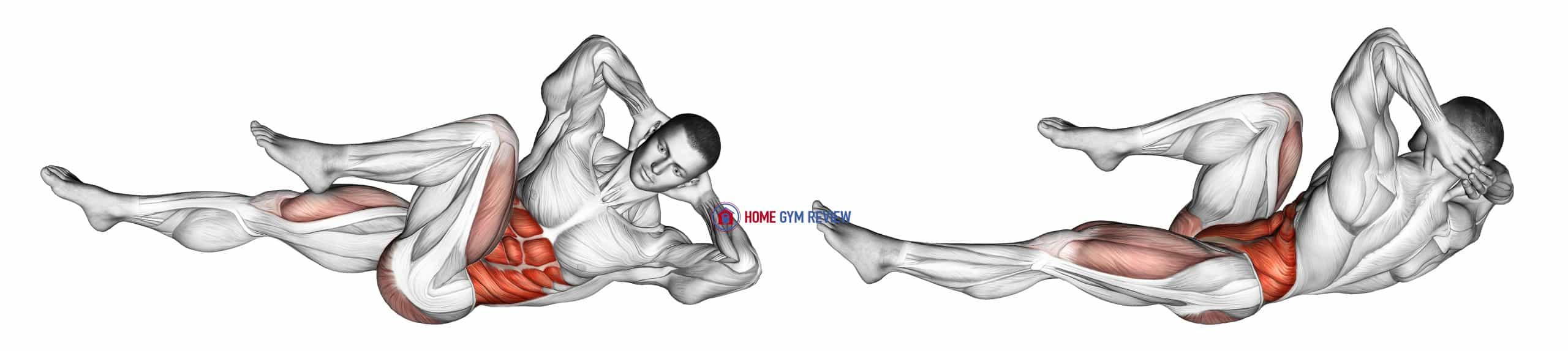 Elbow-To-Knee