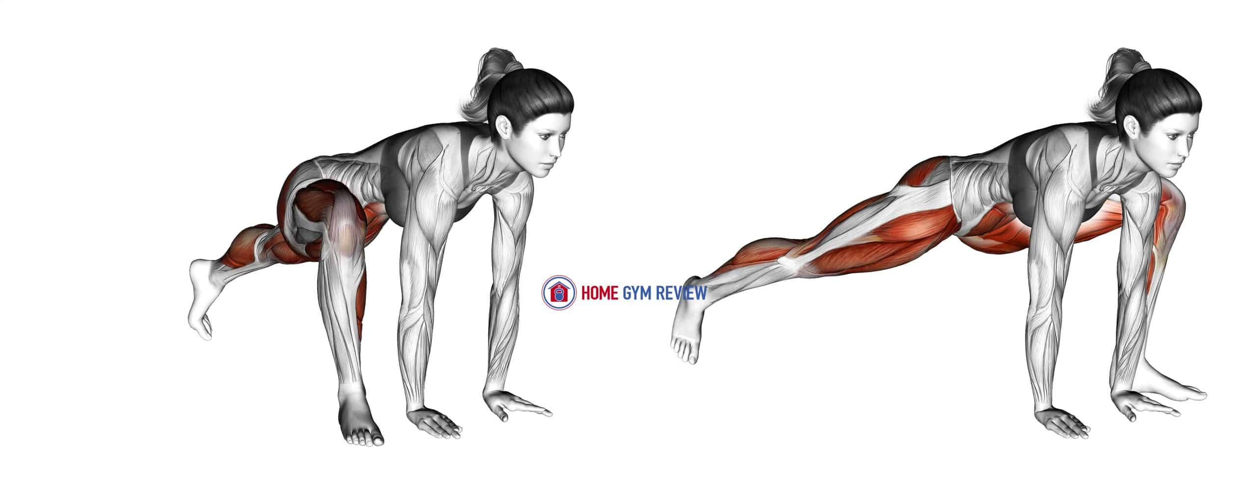 Mountain Climber Lunge