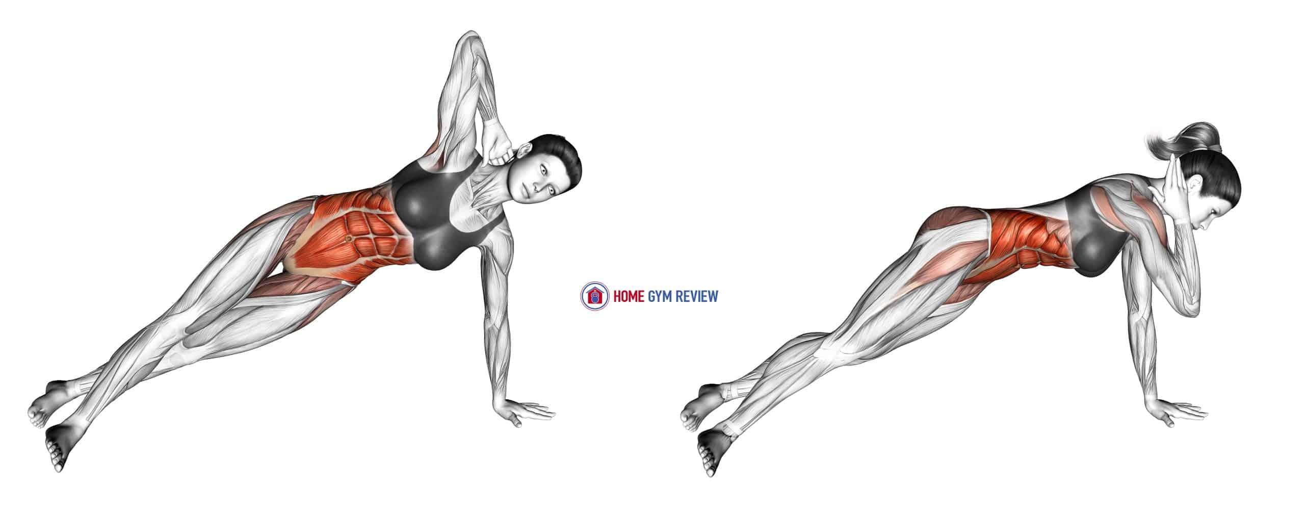 Side Stretch Crunch