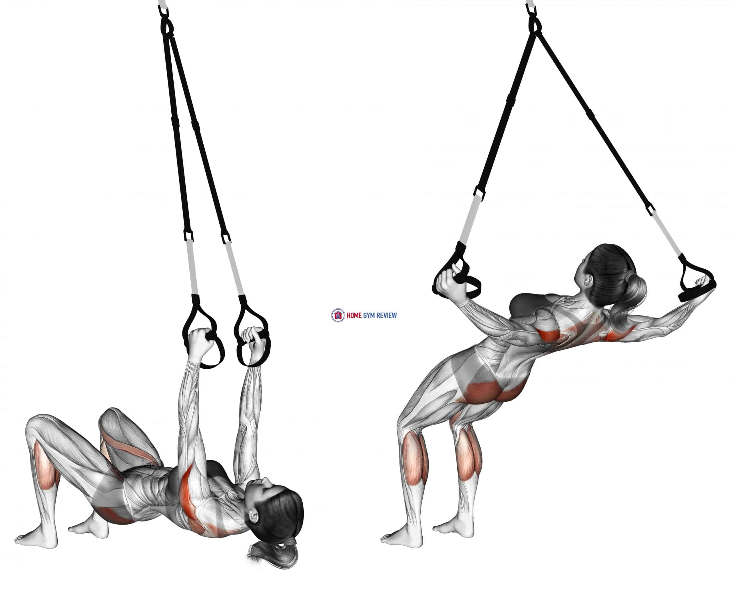 Suspension Reverse Fly Wake-up