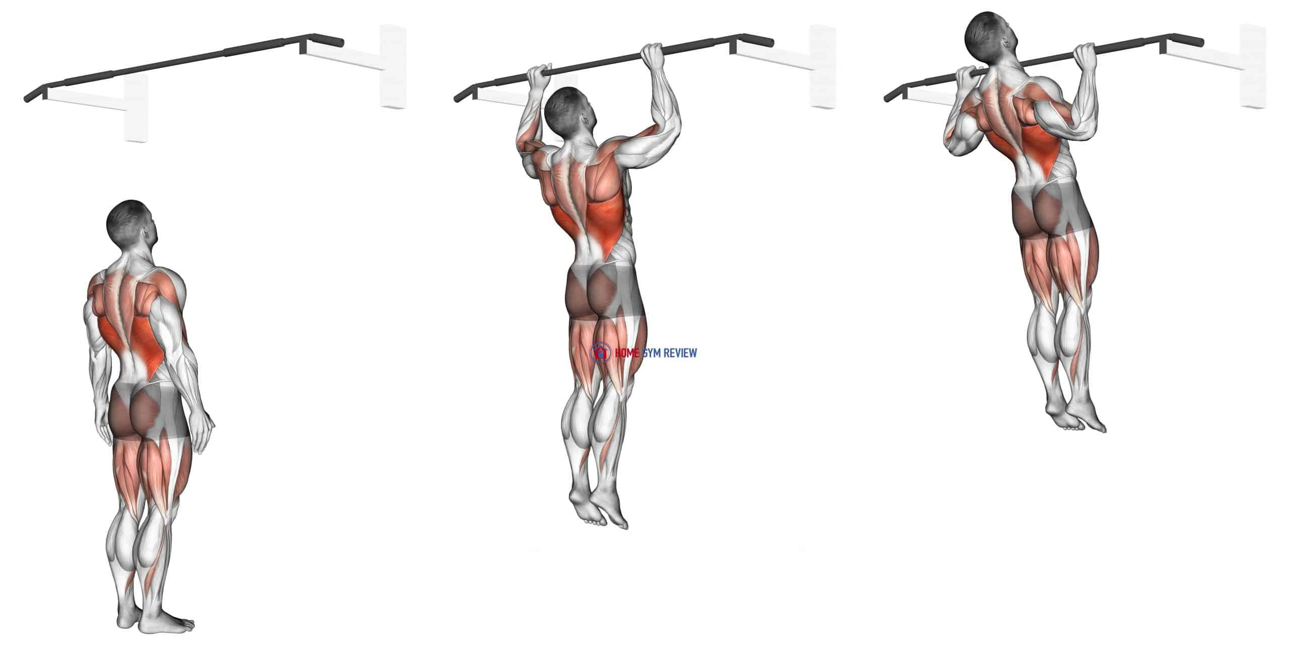 Jumping Pull-up