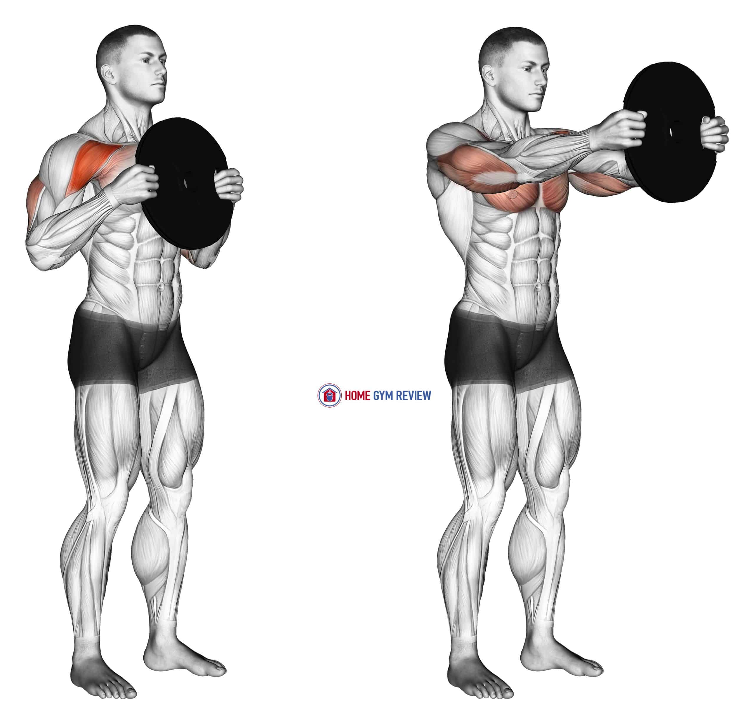 Standing Plate Presses