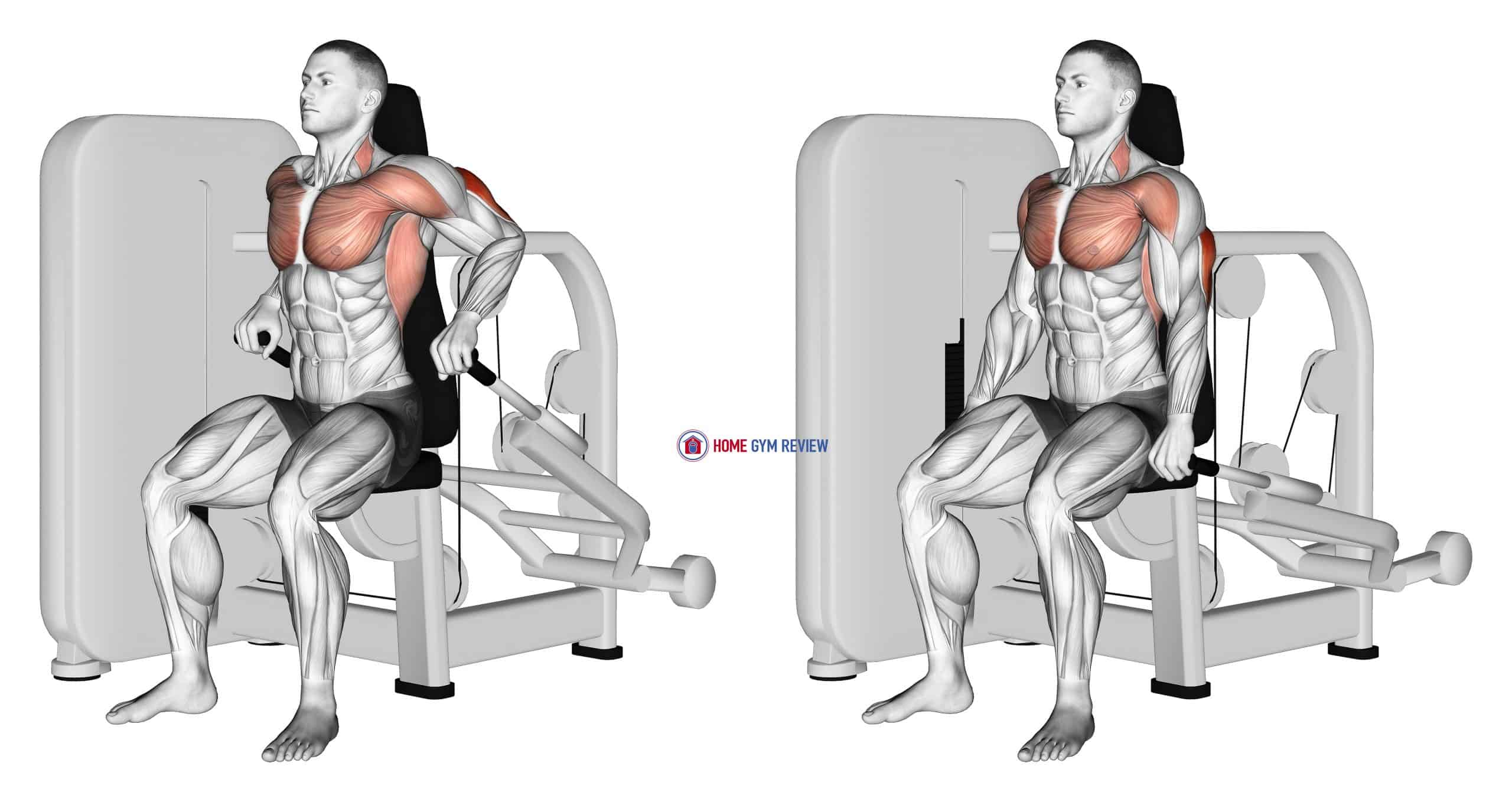 Lever Seated Dip