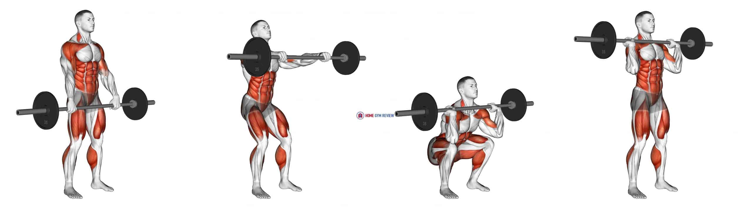 Barbell Hang Clean