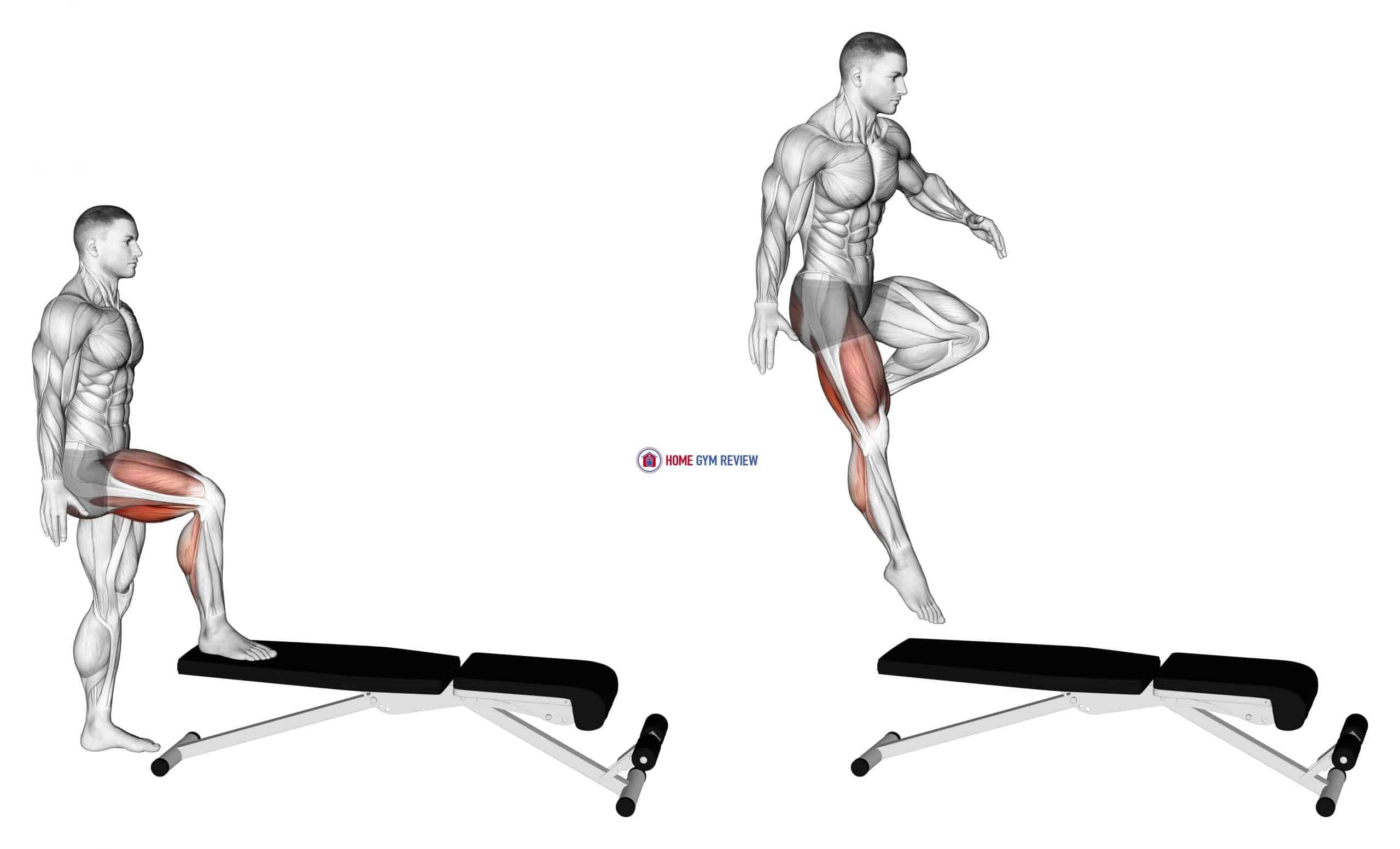 Single Leg Push Off