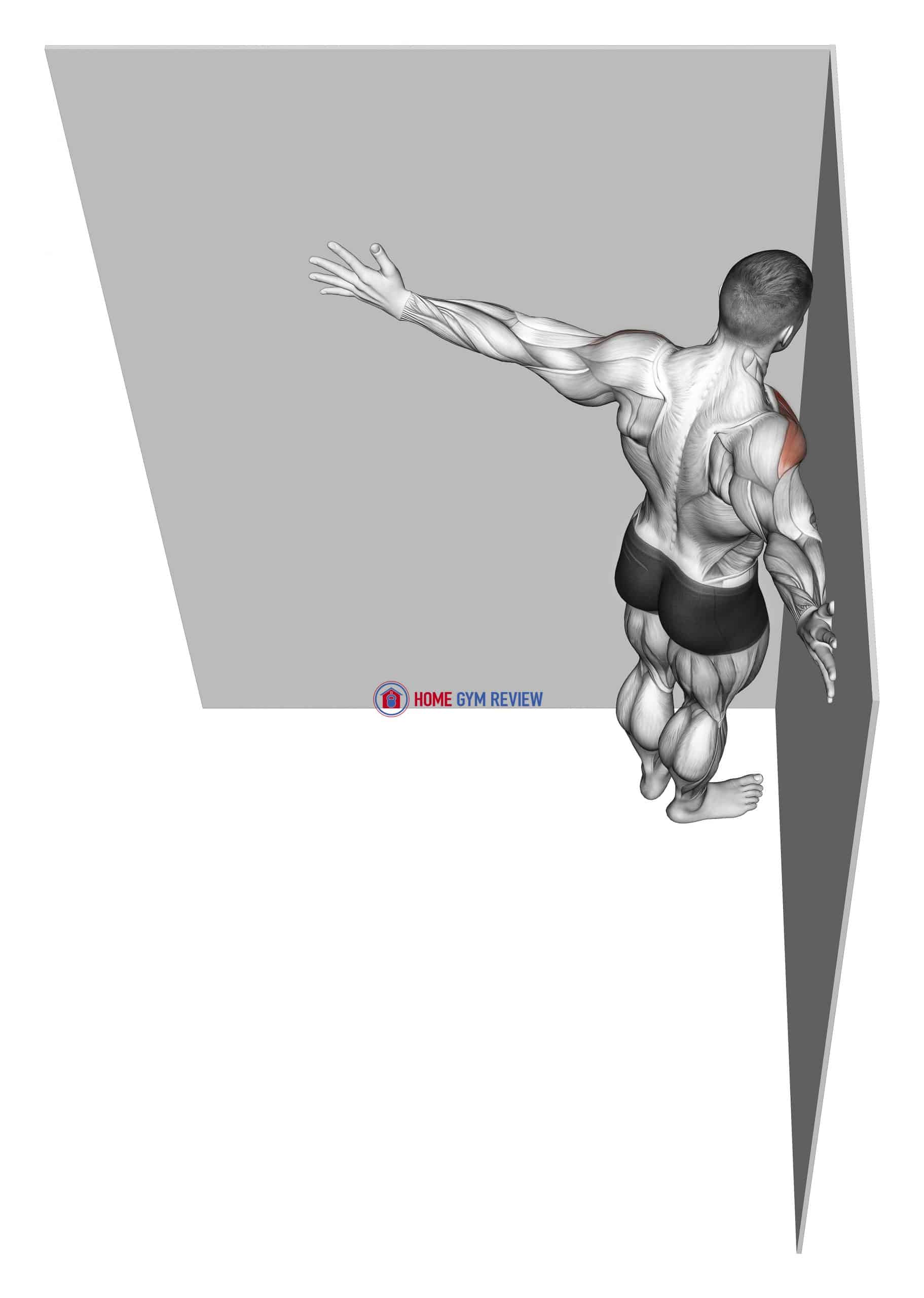 Conner Wall Chest Stretch