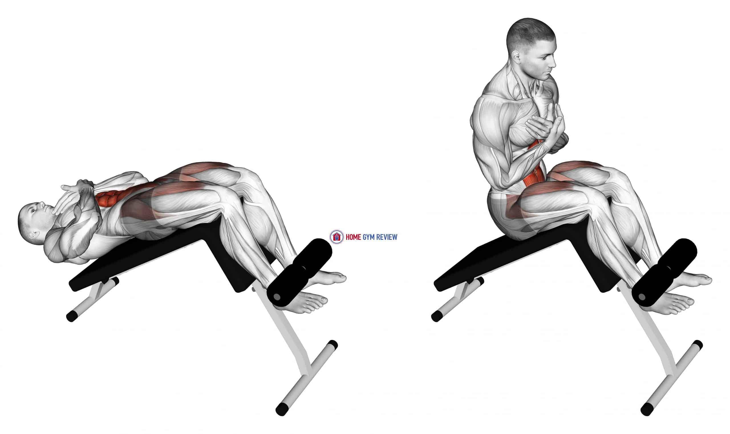 Extra Decline Sit-up