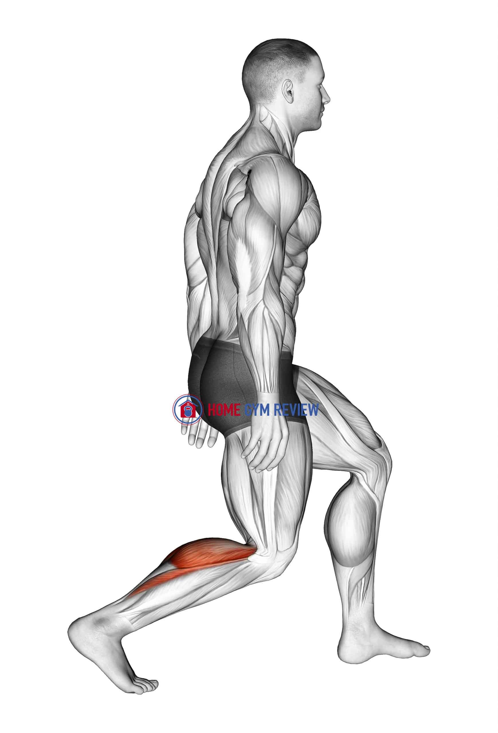 Standing Achilles Stretch