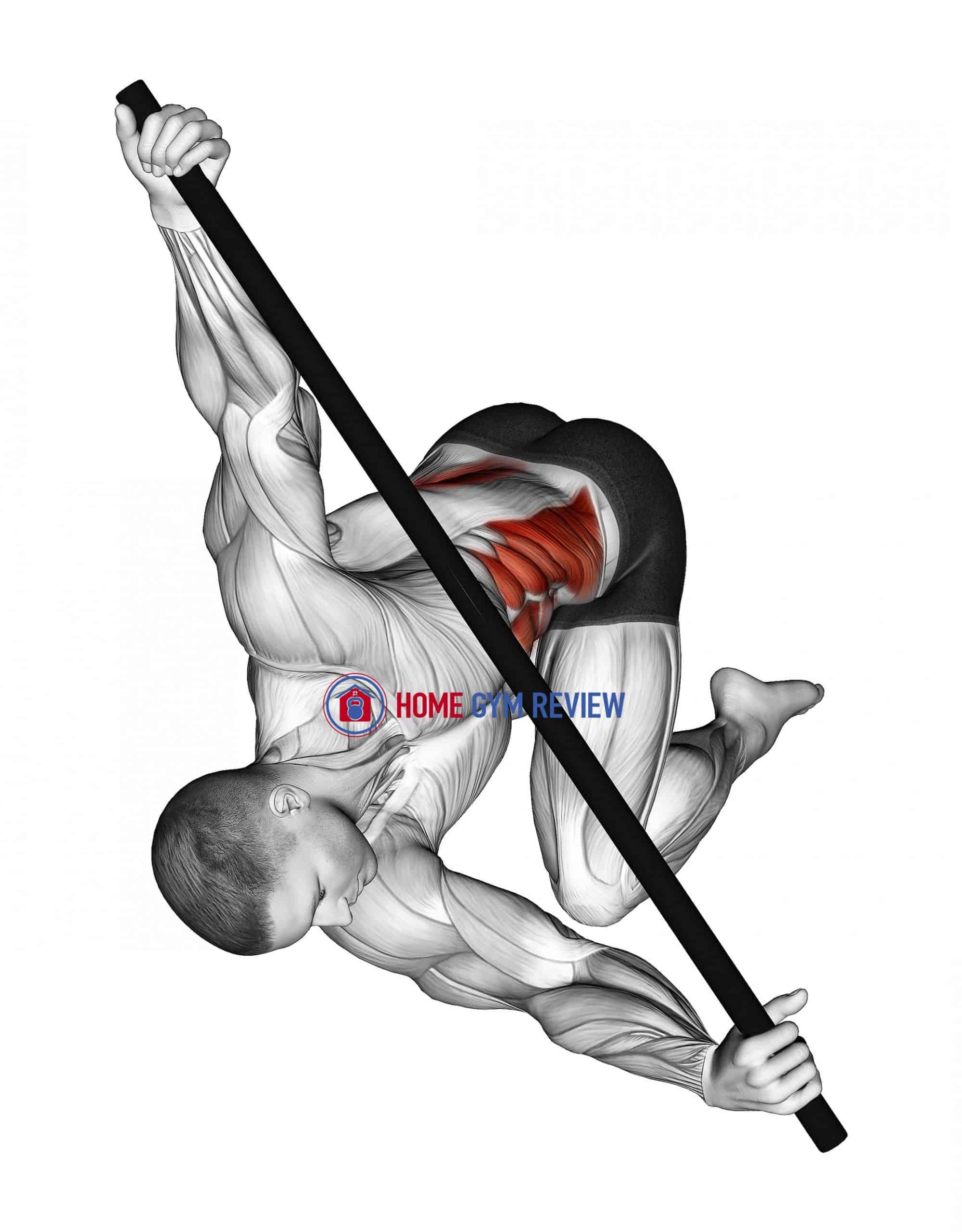 Kneeling T Spine Mobility
