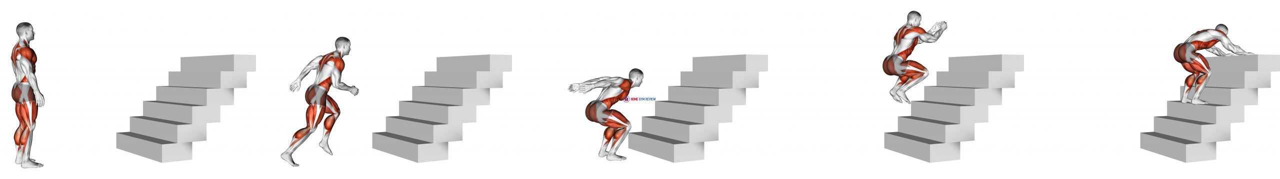 Stair Jump