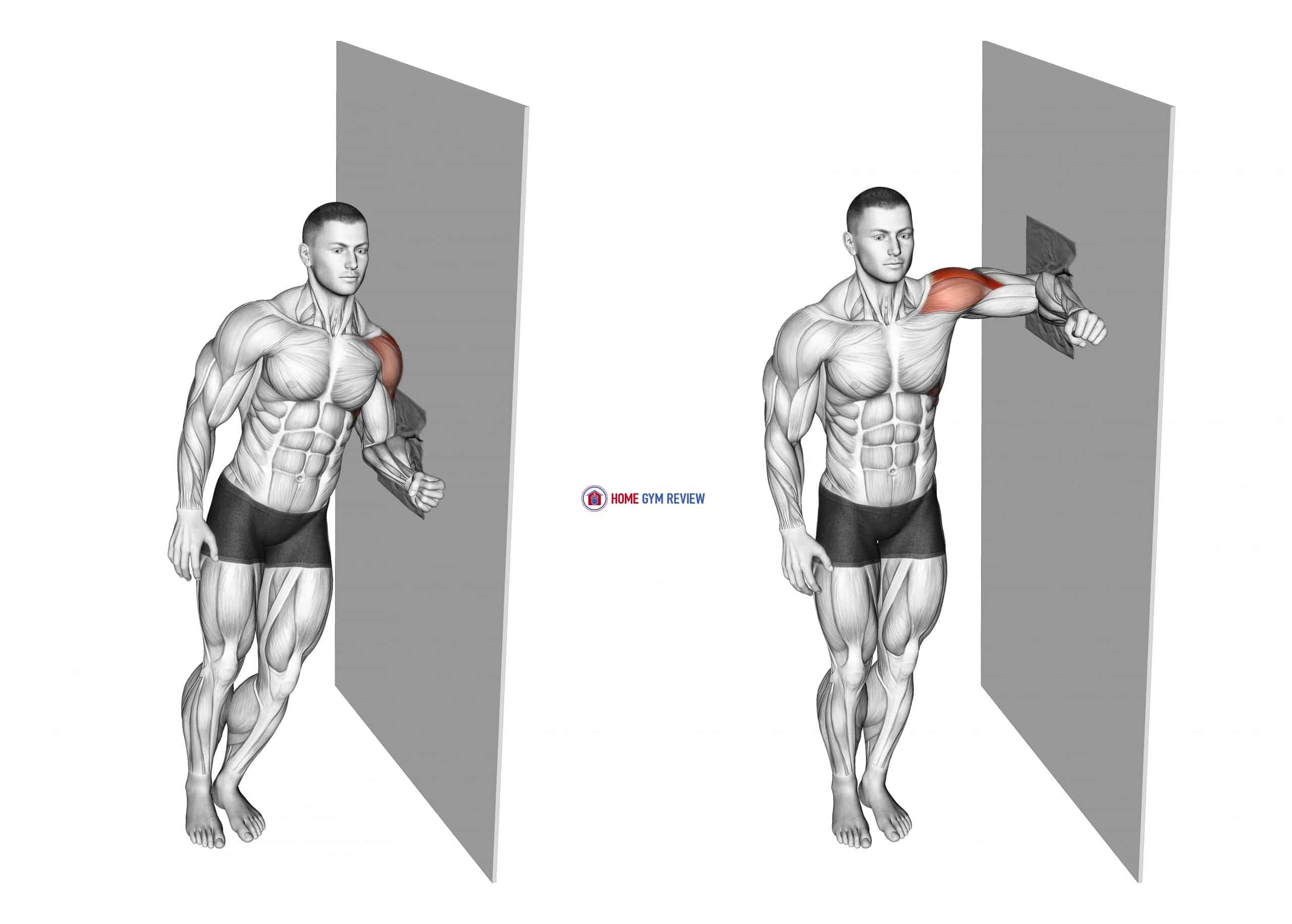 Lateral Raise with Towel